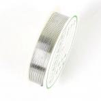 0,3mm sidabro sp. bižuterinė vielutė, iki 15m