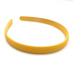 12mm pločio geltonos sp. plastiko lankelis, 1vnt.