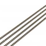 2x1,6mm rudos sp. grandinėlė, 1m