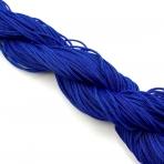 1mm shamballa virvelė, mėlynos sp. iki 25m