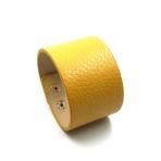 220x44mm garstyčių sp. odinės apyrankės ruošinys, aukso sp. užsegimu