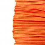 3mm oranžinės sp. sutažo juostelė, 27m