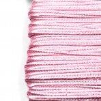 3mm rožinės sp. sutažo juostelė, 27m