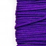 3mm violetinės sp. sutažo juostelė, 27m